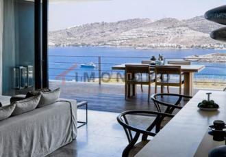 Strandnahe Meerblick-Villa mit Terrasse in Bodrum-Yalikavak