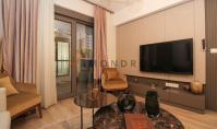 AN-701-1, Seniorenfreundliche Berg-Panorama-Eigentumswohnung (2 Zimmer, 1 Bad) mit Ausblick auf das Mittelmeer in Antalya-Kepez