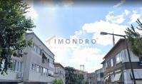 IS-497,  90 m² 2-Zimmer Wohnung mit Balkon und separater Küche in Istanbul, Besiktas