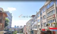 IS-511, Schicke, Moderne, Komplett Möblierte 90 m² 3-Zimmer Wohnung in Beşiktaş, Istanbul