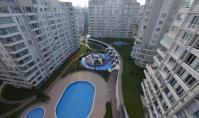 IS-523, Große, Helle 130 m² 4-Zimmer Wohnung In Toller Anlage Mit Pool, Fitness & Sauna In Barbaros Hayrettin Paşa Im Bezirk Esenyurt