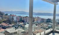 IS-544, Maisonette-Wohnung mit Terrasse und Meerblick in Besiktas, Istanbul