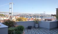 IS-604, Strandnahe Meerblick-Eigentumswohnung mit Terrasse in Istanbul-Besiktas