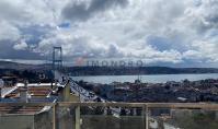 IS-613, Meerblick-Wohnung mit Balkon und Tiefgaragen-Parkplatz in Istanbul-Besiktas