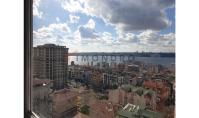 IS-625, Seeblick-Eigentumswohnung mit Balkon und Tiefgaragen-Parkplatz in Istanbul-Kücükcekmece