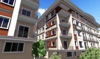 IS-642, Wohnung mit Balkon und Tiefgaragen-Parkplatz in Istanbul-Eyüp