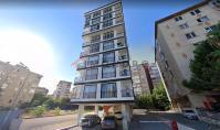 IS-643, Meerblick-Eigentumswohnung mit Balkon und Tiefgaragen-Parkplatz in Istanbul-Kadiköy
