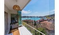 IS-650, Meerblick-Eigentumswohnung mit Balkon und Fußbodenheizung in Istanbul-Besiktas