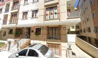 IS-667, Wohnung mit Tiefgaragen-Parkplatz und Alarmanlage in Istanbul-Üsküdar