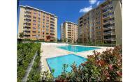 IS-716, Wohnung mit Balkon und Pool in Istanbul-Pendik