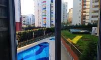 IS-717, Moderne Wohnung mit Pool und Tiefgaragen-Parkplatz in Istanbul-Pendik