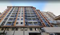 IS-756, Neubau-Wohnung mit Balkon und Tiefgaragen-Parkplatz in Istanbul-Kagithane