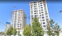 IS-803, Eigentumswohnung mit Tiefgaragen-Parkplatz und Balkon in Istanbul-Esenyurt