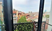 IS-883, Meerblick-Eigentumswohnung mit Balkon und offener Küche in Istanbul-Besiktas