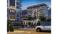 AL-549-1, Seniorenfreundliche Meerblick-Eigentumswohnung (2 Zimmer, 1 Bad) mit Balkon in Alanya-Zentrum