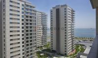 IS-974-5, Am Strand gelegene Meerblick-Eigentumswohnung (5 Zimmer, 3 Bäder) mit Wellnessbereich in Istanbul-Bakirköy