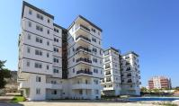 AN-853-4, Klimatisierte Wohnung (3 Zimmer, 1 Bad) mit Balkon und Pool in Antalya-Kepez