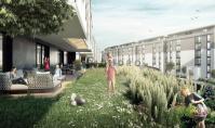 IS-1080-2, Meerblick-Wohnung (3 Zimmer, 2 Bäder) mit Balkon und Pool in Istanbul-Eyüp