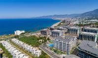 AL-605-5, Strandnahe Bergblick-Wohnung (2 Zimmer, 1 Bad) mit Ausblick auf das Mittelmeer in Alanya-Kargicak
