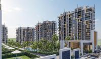 AL-633-3, Seniorenfreundliche Wohnung (2 Zimmer, 1 Bad) mit Wellnessbereich und Balkon in Alanya-Avsallar